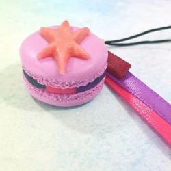Strap Macaron Twilight Sparkle